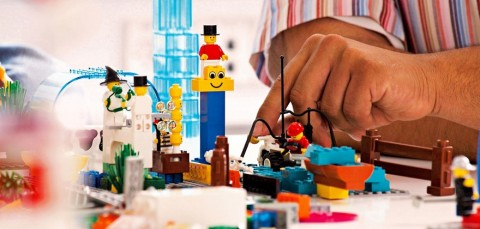 Serious Play at Work – Building Collaboration Brick by Brick