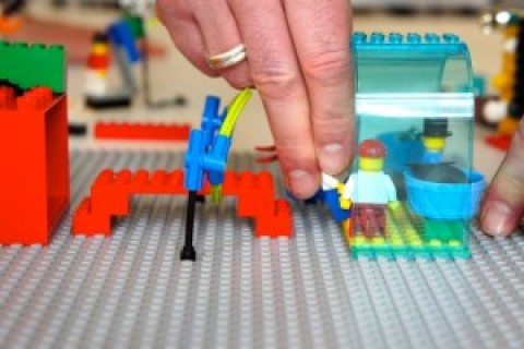 Dezember 2017 in Hamburg: LEGO® SERIOUS PLAY® Basics Training mit KATRIN ELSTER