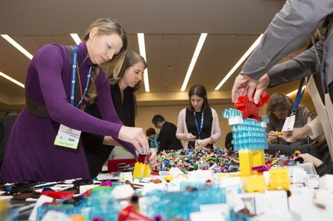 Lego: the building blocks of university teaching?