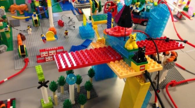 LEGO SERIOUS PLAY with Jolande Leinenbach