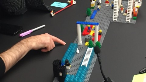 LEGO® Case Study: Problem Solving