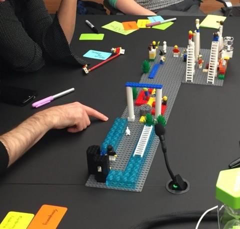 LEGO® Case Study: Problem Solving
