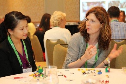 Trust and LEGO® SERIOUS PLAY® – Research in Action