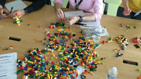 LEGO SERIOUS PLAY Meetup in Boston