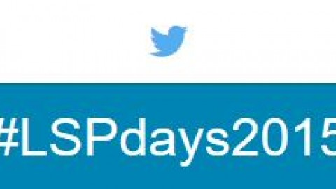 #LSPdays2015 at Billund this Monday – Wednesday