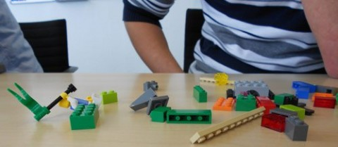 LEGO Serious Play: Modeling & Story-Telling