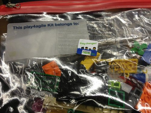 Agile Retrospective with LEGO® StrategicPlay®