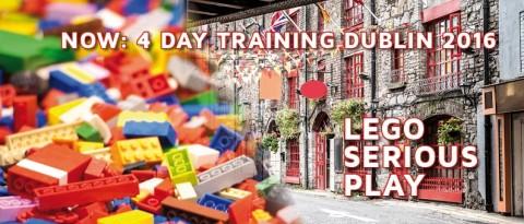 LEGO® SERIOUS PLAY® – Facilitator Training & Certification – Dublin (Ireland)