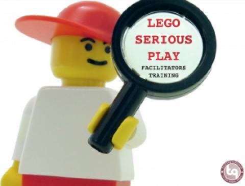 LEGO® SERIOUS PLAY® Facilitators Training – Milan, Italy
