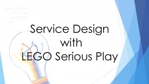 Service Design with LEGO SERIOUS PLAY
