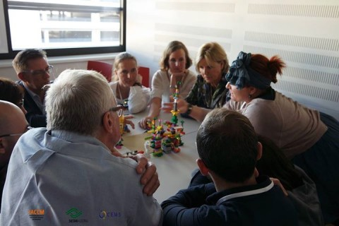 Understanding Values:   A LEGO® SERIOUS PLAY® workshop for diverse teams