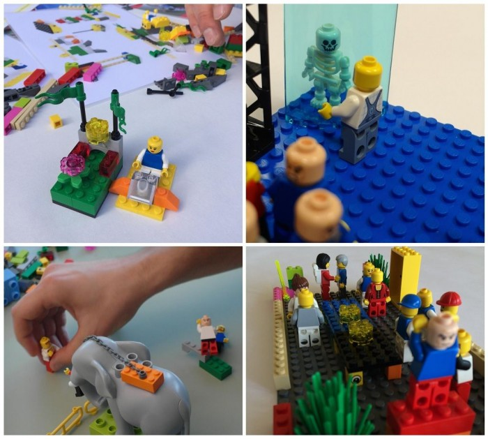 LEGO SERIOUS PLAY – promoting dialogue with models