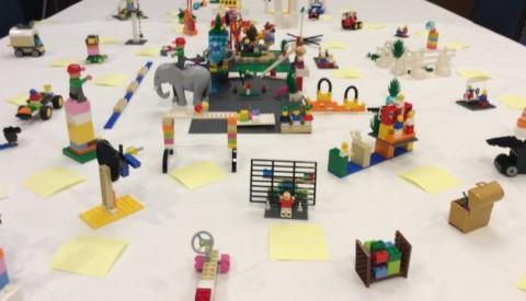 LEGO Serious Play is hard FUN!