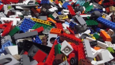 Purchasing Random LEGO Bricks