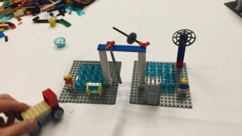 Co-creating the future with Lego bricks