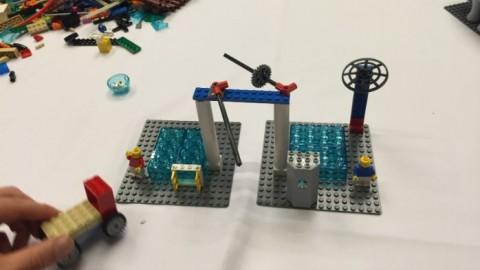 Co-creating the future with Lego bricks