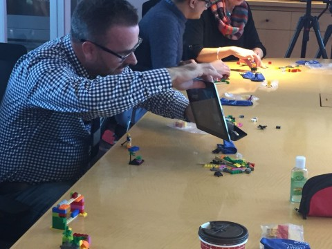 LEGO® SERIOUS PLAY® with Remote Team Members