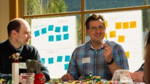 NEW Facilitator Training:  LEGO SERIOUS PLAY and Project Teams in Motion