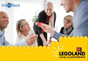 Lego billede samlet stor