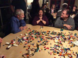 Charlottesville's NEON Guild Goes LEGO!