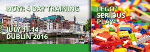 DUBLIN – SOLD OUT – Facilitator Certification Training in the LEGO® SERIOUS PLAY® Method