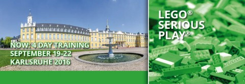 Karlsruhe (DE) – LEGO® SERIOUS PLAY® – Facilitator Training & Certification