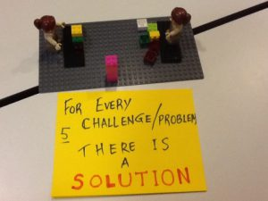 Challenging solutions