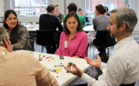 LEGO SERIOUS PLAY Certification Training for Coaches & Educators in Burlington, Ont. Canada