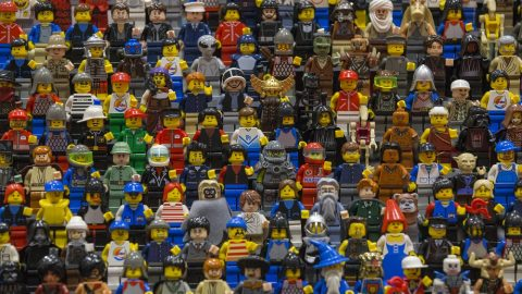 This 'serious play expert' says LEGO is the key to productive business meetings