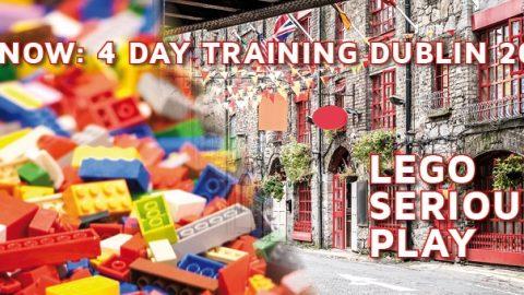 Dublin – LEGO® SERIOUS PLAY® Training of Facilitators