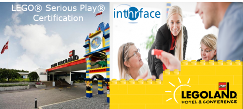LEGO® Serious Play® Certification and Facilitator training at Hotel LEGOLAND®, Denmark