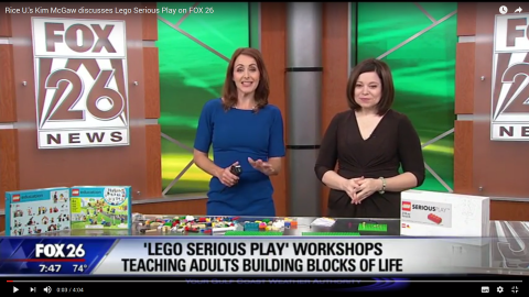 Lego Serious Play on Fox News