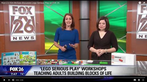 Lego Serious Play on Fox News