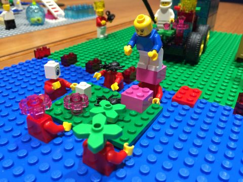 Defining A Vision With LEGO® SERIOUS PLAY®
