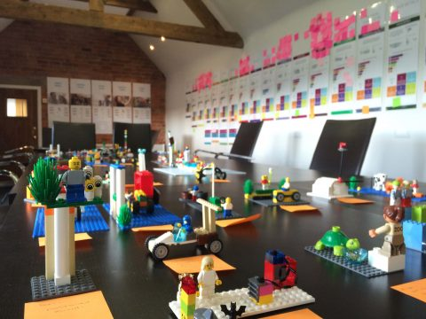 What Companies Use LEGO® SERIOUS PLAY®?