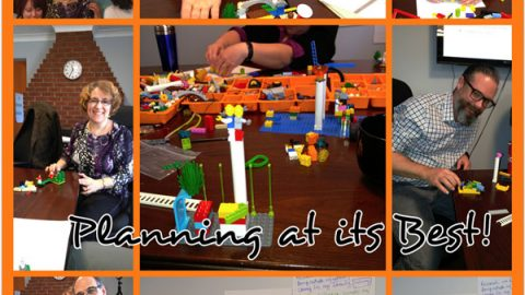 LEGO® SERIOUS PLAY® Facilitation – Part 3 of 5 – Re-Branding in 2.5 Hours