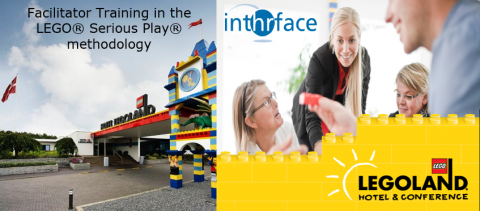 Facilitator Training in the LEGO® Serious Play® methodology at Hotel LEGOLAND®, Denmark