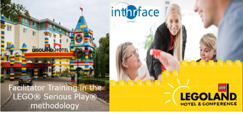 Facilitator Training in the LEGO® Serious Play® methodology at The LEGOLAND® Windsor Resort Hotel, 2017
