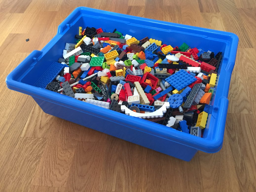 One of the LEGO SERIOUS PLAY facilitators recently asked me a question  about traveling with LEGO SERIOUS PLAY bricks. More than a year ago I had  the same ...