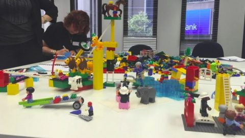 Using Lego Serious Play to engage & drive organisational safety