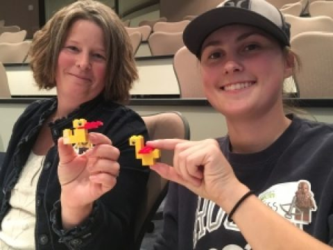 The University of New Brunswick & Community Build with LEGO SERIOUS PLAY