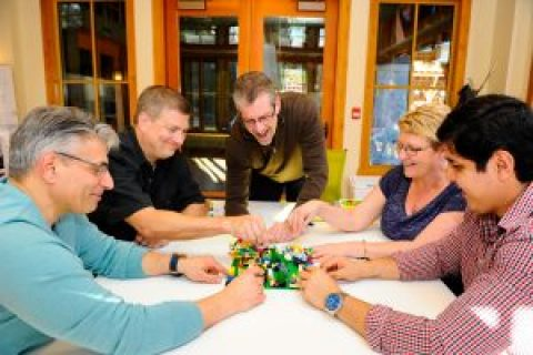 LEGO SERIOUS PLAY Training in Toronto, Canada – Teams and Groups