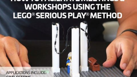 Serious Work Book about LEGO Serious Play methodology