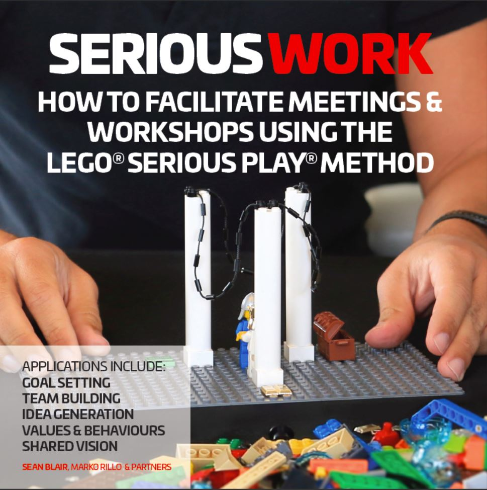 We just released a new book! It explores how to apply LEGO® Serious Play®  method to practice. It is called: Serious Work. How to Facilitate Meetings  ...