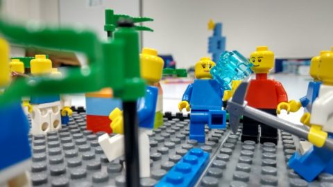 LEGO Serious Play Methodology, Sustainability and Business, A Threesome to Dance Together