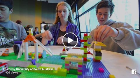 LEGO Serious Play Case Study Video from University of South Australia