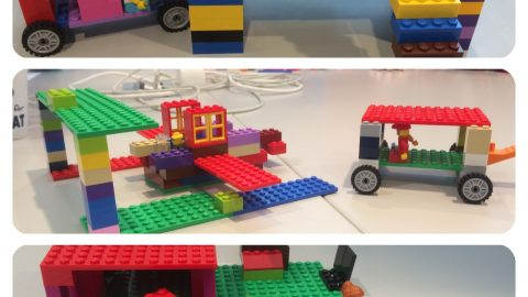 Job interviews with LEGO®(part 1) – the method