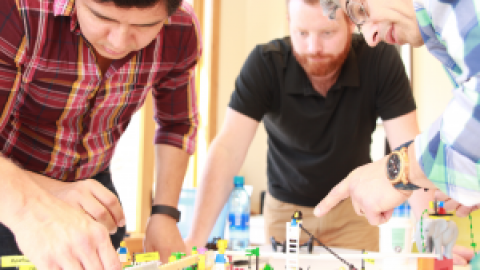 Advanced Facilitator Certification:  Playing with Strategy with LEGO® SERIOUS PLAY® Methods