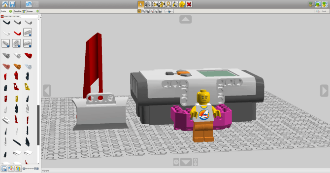 Now You Can Play LEGO on Your Windows Desktop - Serious Play Pro