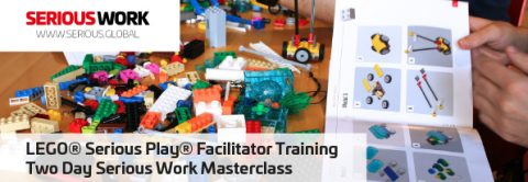 LEGO® Serious Play® Facilitator Training by SERIOUS WORK
